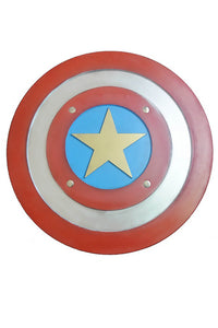 Avengers Captain America's Shield Cosplay Props