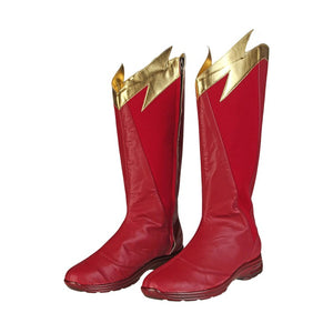The Flash Barry Allen Cosplay Boots