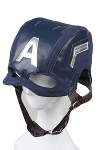 Captain America:Civil War Captain America Steve Rogers Cosplay Mask