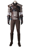 The Witcher 3 Wild Hunt Geralt Of Rivia Cosplay Costume With Boots