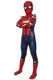 Avengers: Endgame Iron Spiderman Peter Parker Jumpsuit For Kids