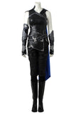 Movie Thor 3 Ragnarok Valkyrie Cosplay Costume With Boots