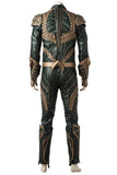 Justice League Aquaman Arthur Curry Cosplay Costume With Boots