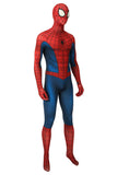 Marvel Spiderman Classic Suit Peter Parker Cosplay Costume