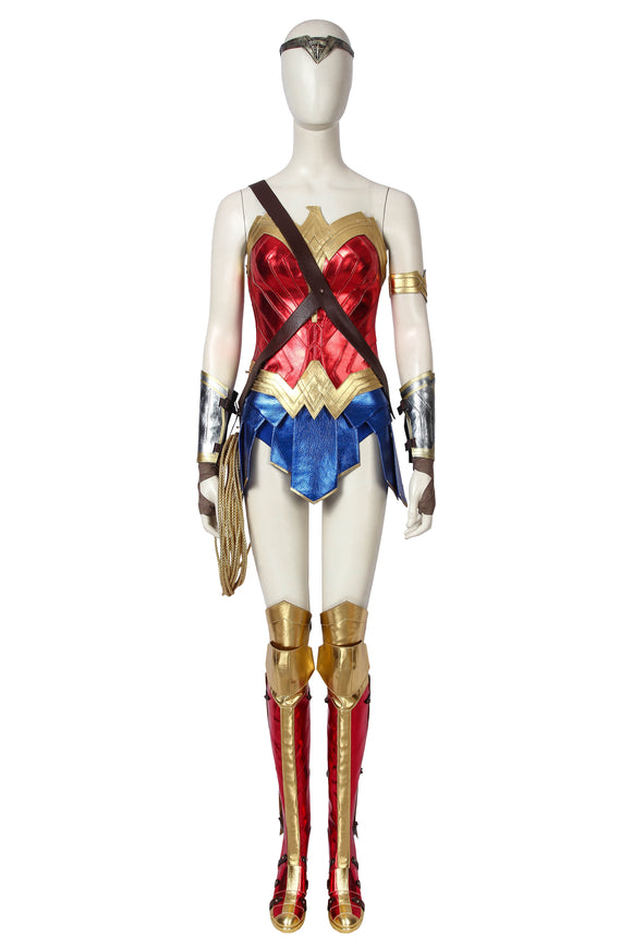 Wonder Woman 1984 Diana Prince Cosplay Costume