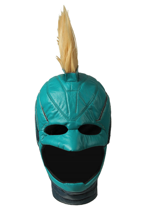 Captain Marvel Carol Danvers Cosplay Mask