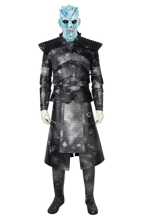 Game Of Thrones Season 8 The Night King Cosplay Costume