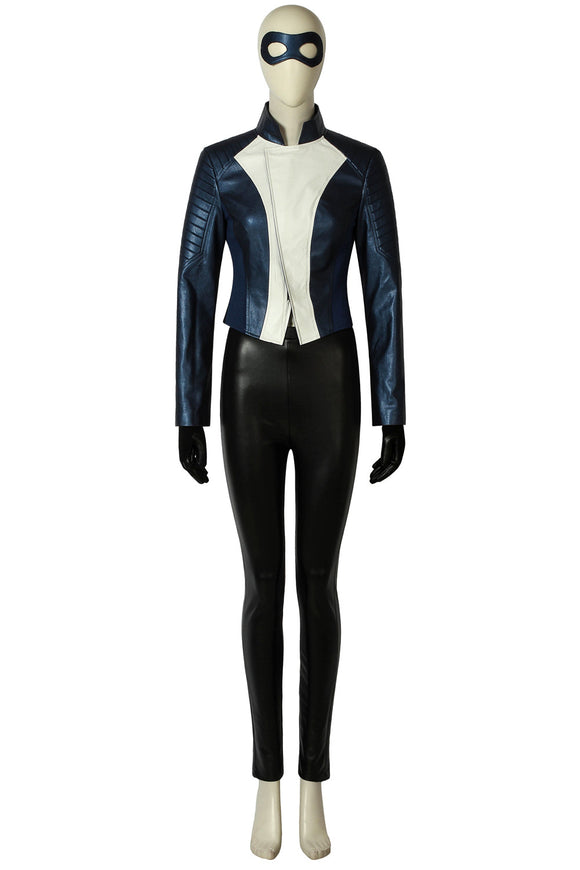 DC The Flash Season 5 Iris West Nora Allen Cosplay Costume