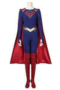 Supergirl Season 5 Kara Zor -El Cosplay Costume