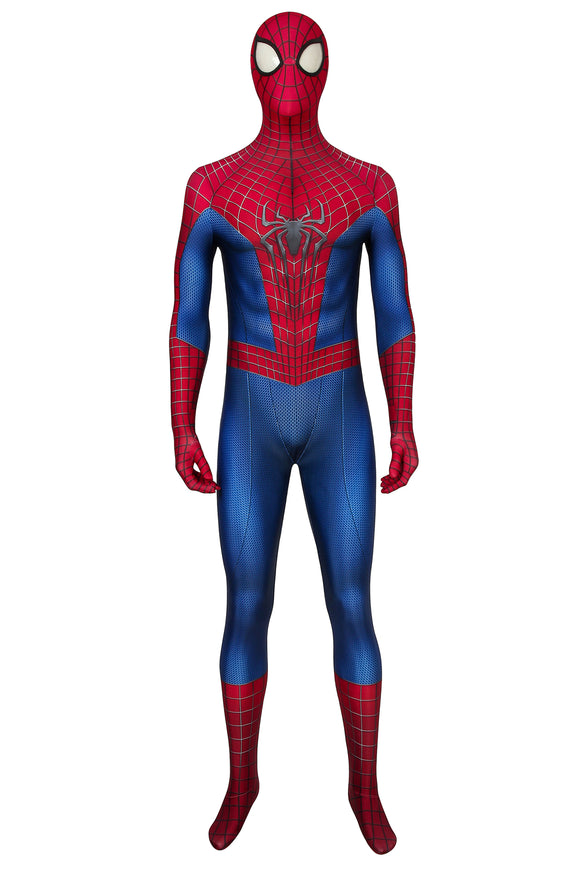 The Amazing Spiderman Jumpsuit Cosplay Costume