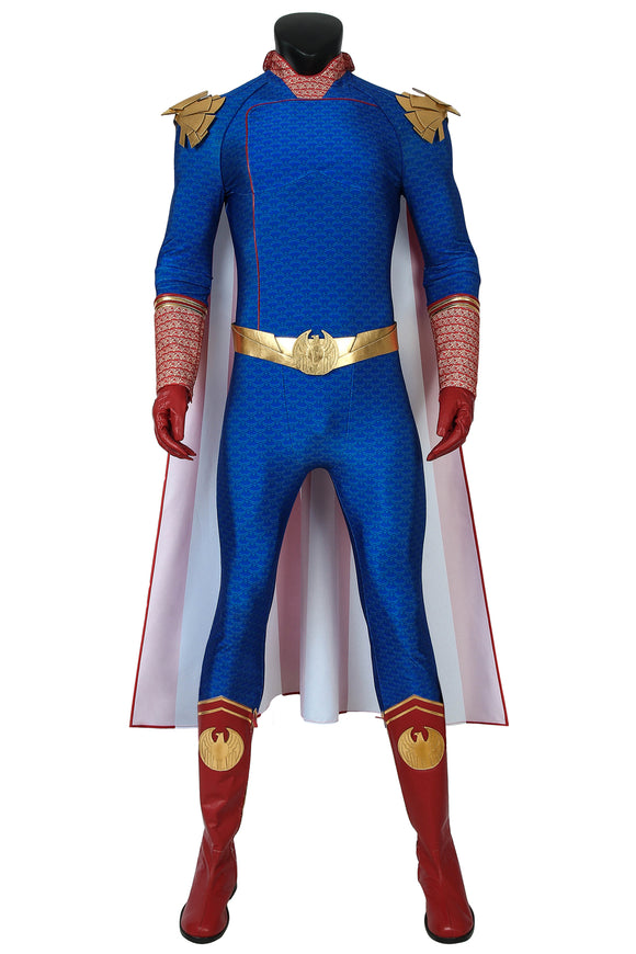 The Boys Season 1 The Homelander Cosplay Costume