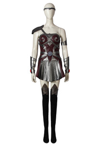The Boys Season 1 Queen Maeve Cosplay Costume