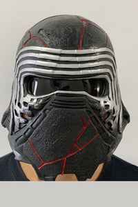 Star Wars: The Rise Of Skywalker Kylo Ren Cosplay Mask