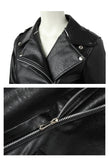Jessica Jones Black Leather Jacket Outfit Cosplay Costume