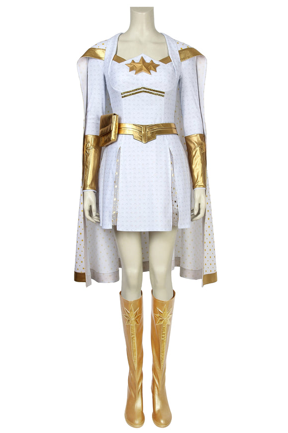 The Boys Season 1 Starlight Annie January Cosplay Costume