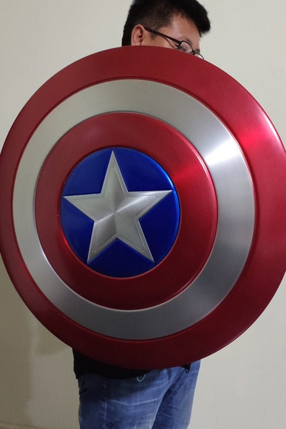 New Avengers Captain America's Metal Shield