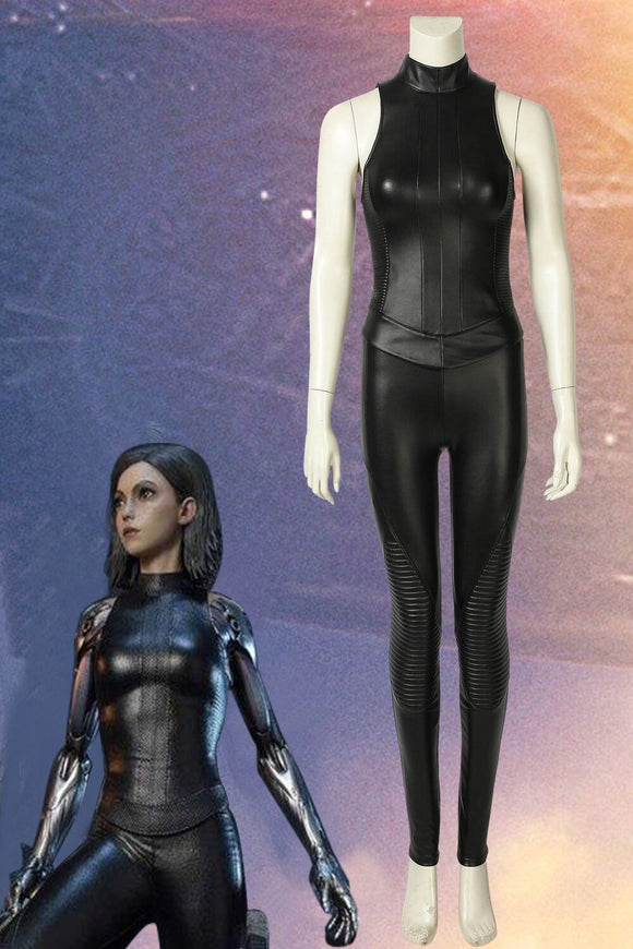 Alita: Battle Angel Alita Cosplay Costume