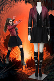 DC Comics Marvel Avengers: Age Of Ultron Scarlet Witch Cosplay Costume
