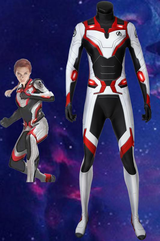 Avengers: Endgame Quantum Realm Zentai Suit For Female