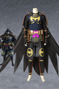 Batman Ninja Bruce Wayne Batman Cosplay Costume