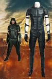 DC Comics Green Arrow Season 4 Oliver Queen Costume Cosplay