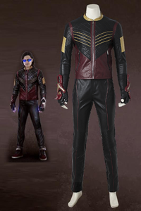 DC Comics The Flash Vibe Paco Ramone Cosplay Costume