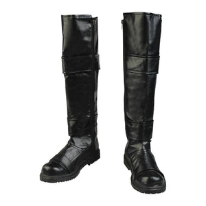 Deadpool 2 Negasonic Teenage Warhead Ellie Phimister Cosplay Boots