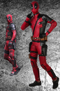 Deadpool 2 Wade Wilson Cosplay Costume New Style