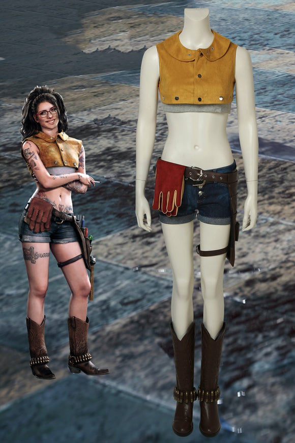 Devil May Cry 5 Nico Cosplay Costume