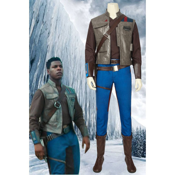 Star Wars: The Rise Of Skywalker Finn Cosplay Costume