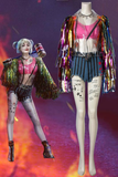 Birds Of Prey Harley Quinn Cosplay Costume