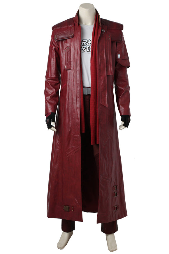 Guardians Of The Galaxy 2 Star-Lord Peter Jason Quill Cosplay Costume Cosplay