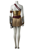 2017 Movie Wonder Woman Diana Princess Costume Cosplay