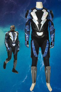 Black Lightning Season 2 Jefferson Pierce Cosplay Costume