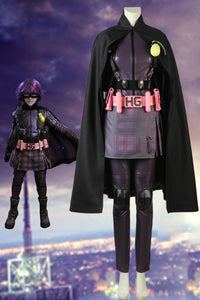 Marvel Movie Kick-Ass Mindy McCready Hit-Girl Cosplay Costume