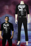 Marvel's The Punisher Season 1 Punisher Frank Castle Cosplay Costume