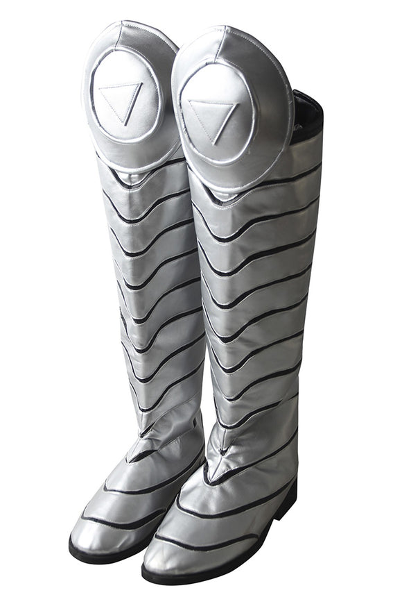 Marvel X-Men Gambit Remy Etienne LeBeau Cosplay Boots