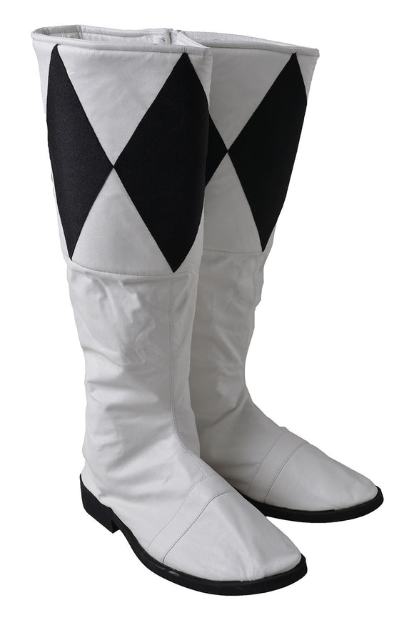 Power Rangers Mammoth Ranger Goushi Cosplay Boots
