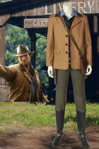 Red Dead Redemption 2 Arthur Morgan Cosplay Costume