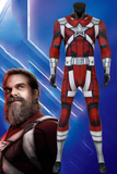 2020 Black Widow Red Guardian Jumpsuit