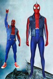 Spiderman PS4 Spider-Punk Suit Revised