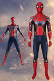 Avengers: Endgame Iron Spiderman Peter·Parker Jumpsuit Cosplay Costume
