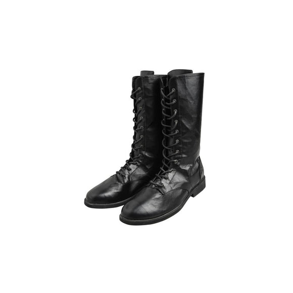 Spiderman Noir Superhero Cosplay Boots