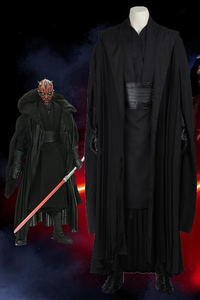 Star Wars Episode I The Phantom Menace Darth Maul Cosplay Costume