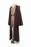 Star Wars Jedi Knight Mace Windu Tunic Cosplay Costume With Cloak