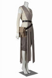 Star Wars The Force Awakens Rey Cosplay Costume