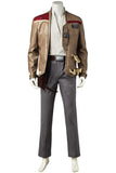 Star Wars: The Last Jedi Finn Cosplay Costume With Boots