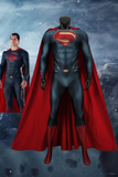 Man Of Steel Superman Clark Kent Cosplay Costume
