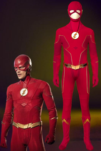 The Flash Season 6 Barry Allen Cosplay Costume Upgrade