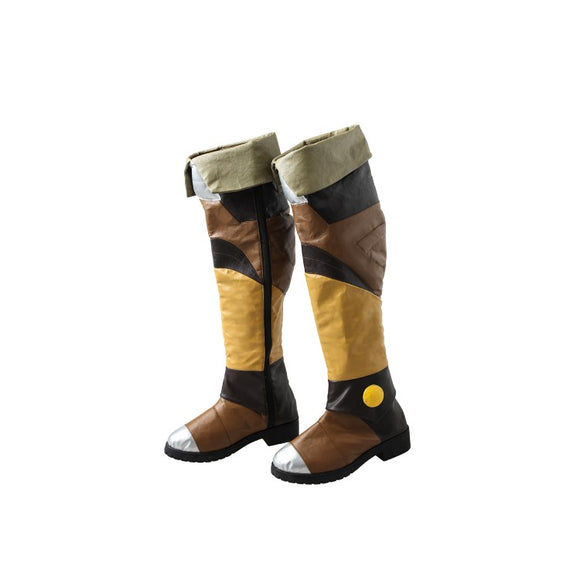 The Legend Of Zelda Breath Of The Wild Cosplay Boots For Female